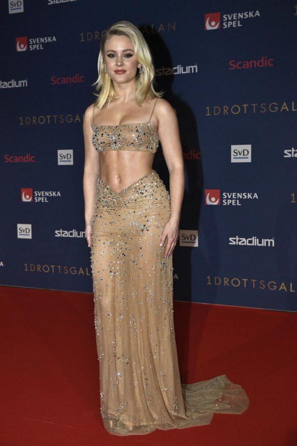 Zara Larsson - Swedish Sports Awards