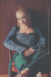 Zara Larsson - TMRW Magazine 2019