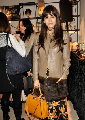 Zara Martin - To The Nine Store Launch in London