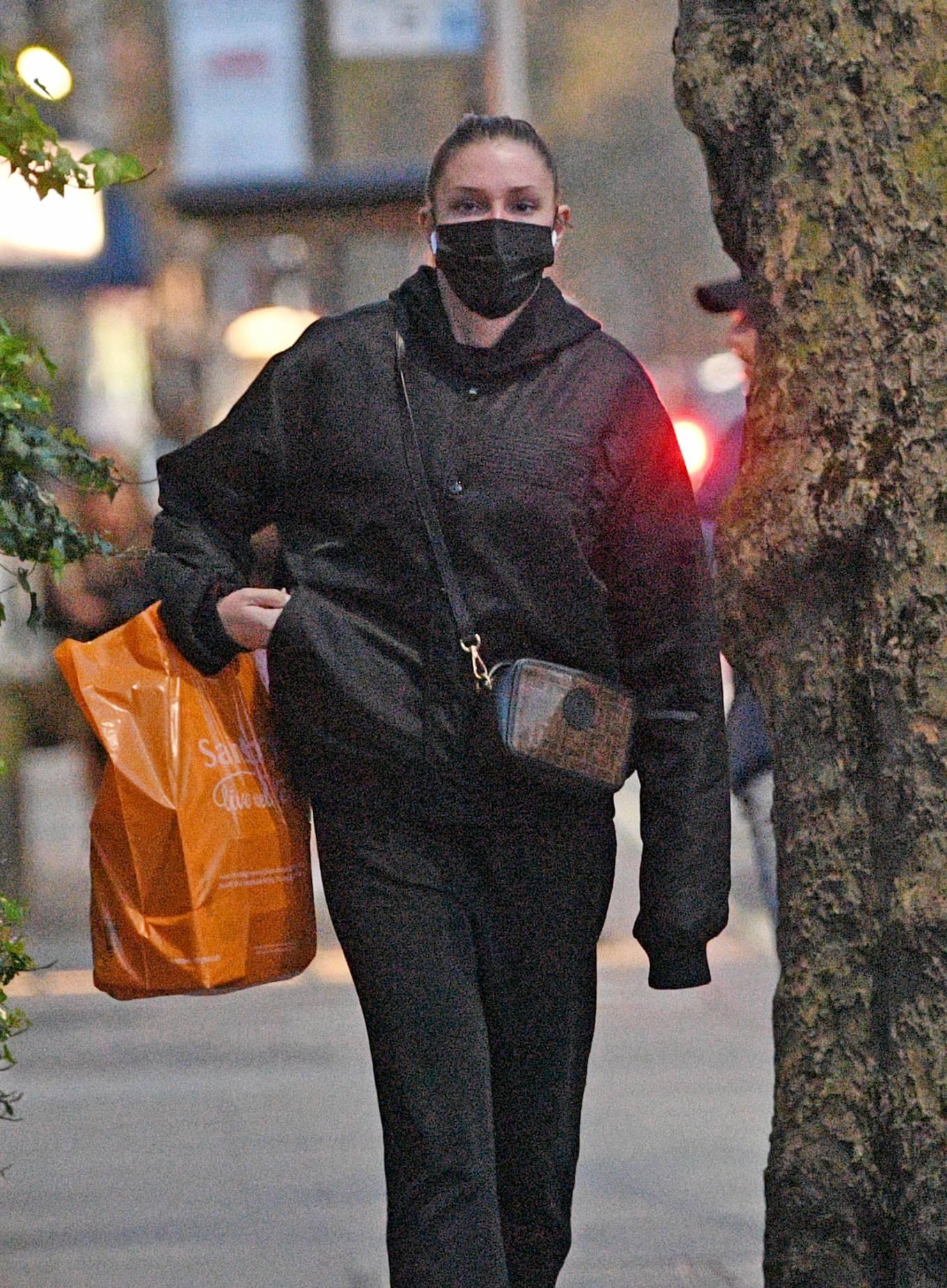 Zara McDermott 2021 : Zara McDermott – Is seen leaving Sainsburys in West London-02