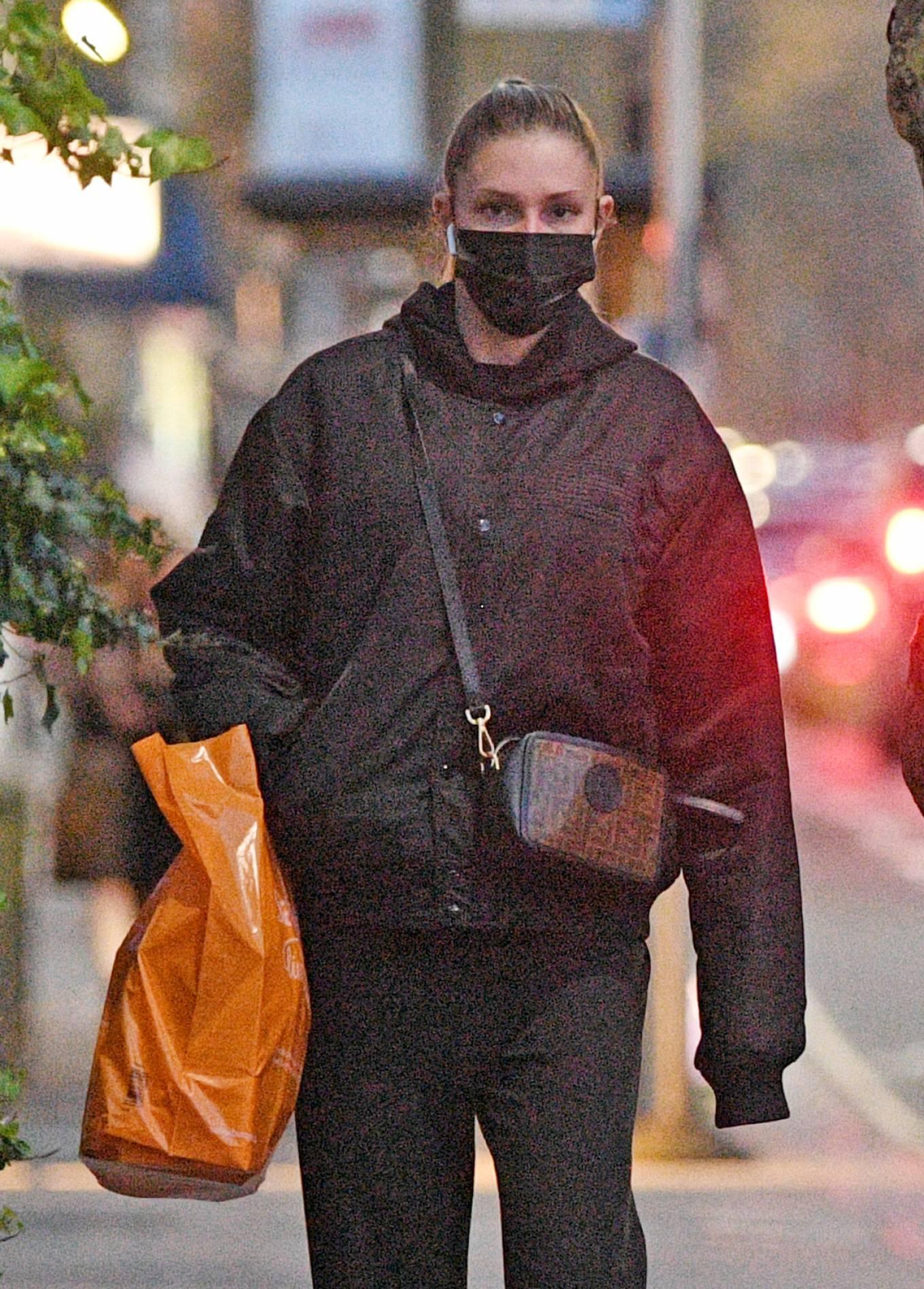 Zara McDermott 2021 : Zara McDermott – Is seen leaving Sainsburys in West London-03