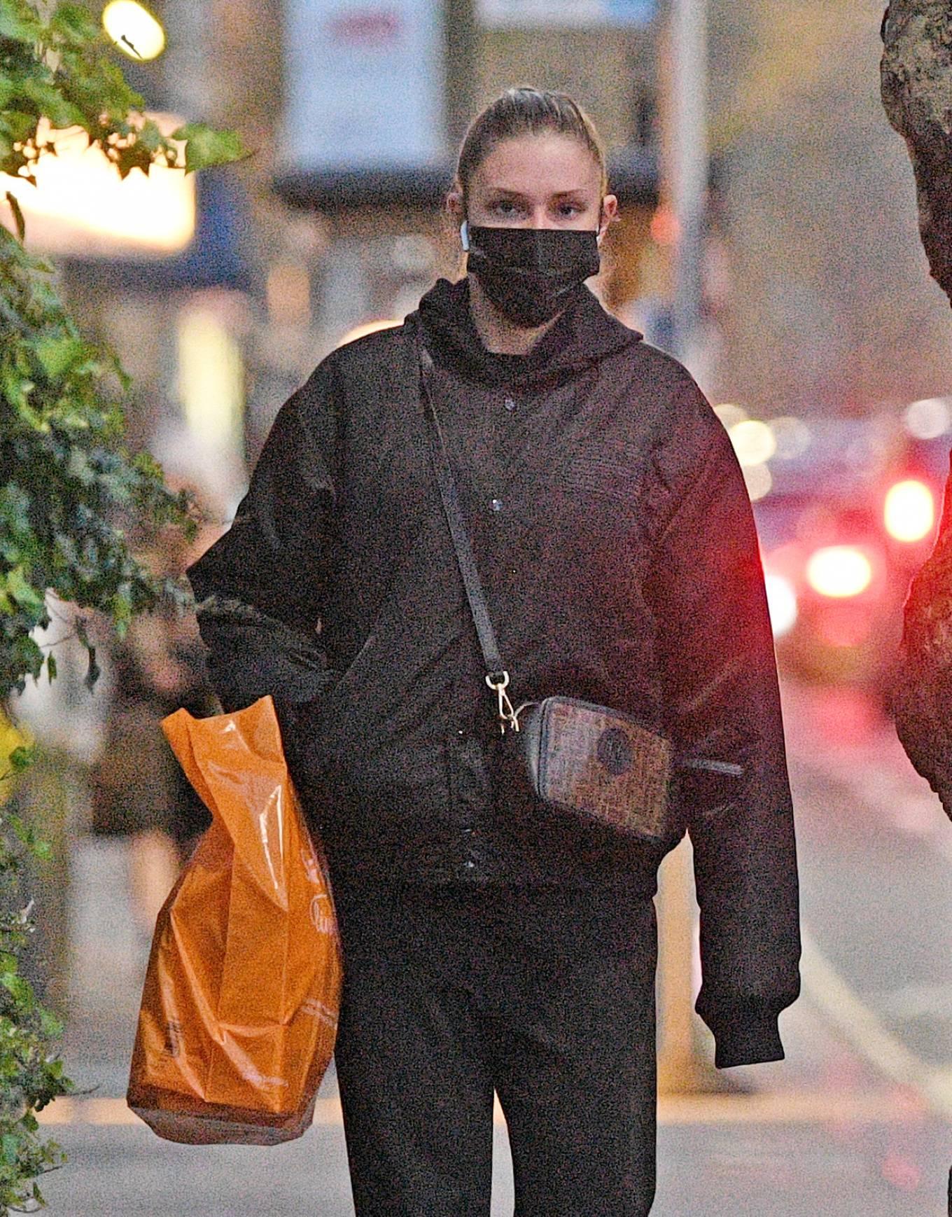 Zara McDermott 2021 : Zara McDermott – Is seen leaving Sainsburys in West London-06
