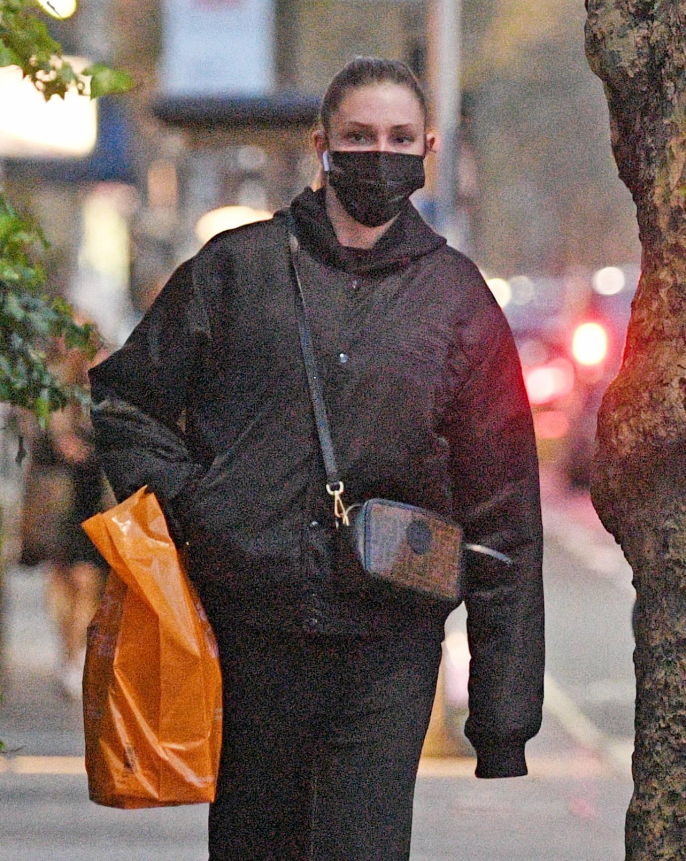 Zara McDermott 2021 : Zara McDermott – Is seen leaving Sainsburys in West London-09