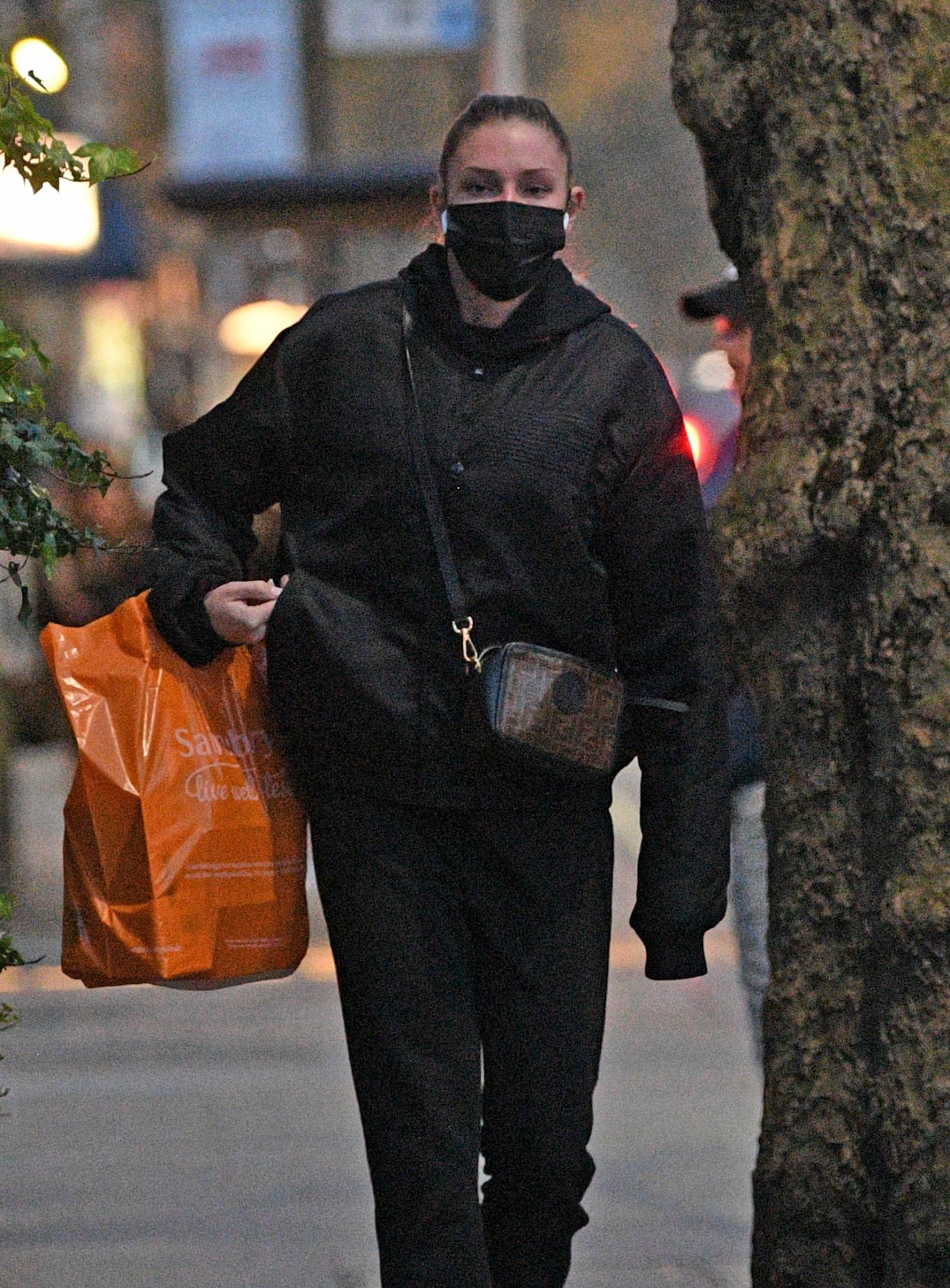 Zara McDermott 2021 : Zara McDermott – Is seen leaving Sainsburys in West London-10