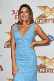Zara McDermott - X Factor Celebrity Photocall in London