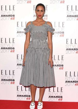 Zawe Ashton - 2017 Elle Style Awards in London