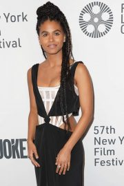 Zazie Beetz - 'Joker' Premiere - 57th New York Film Festival