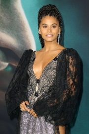 Zazie Beetz - 'Joker' Premiere in Hollywood