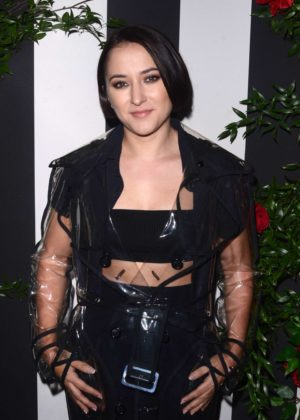 Zelda Williams - LAND of Distraction Launch Event in Los Angeles