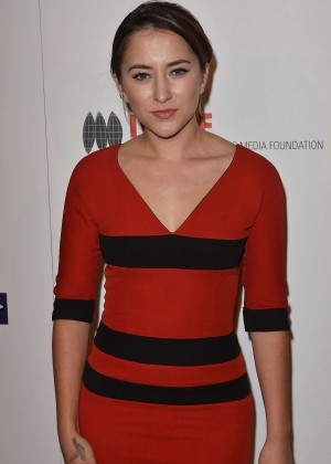 Zelda Williams - The International Womens Media Foundation Courage Awards 2015 in LA