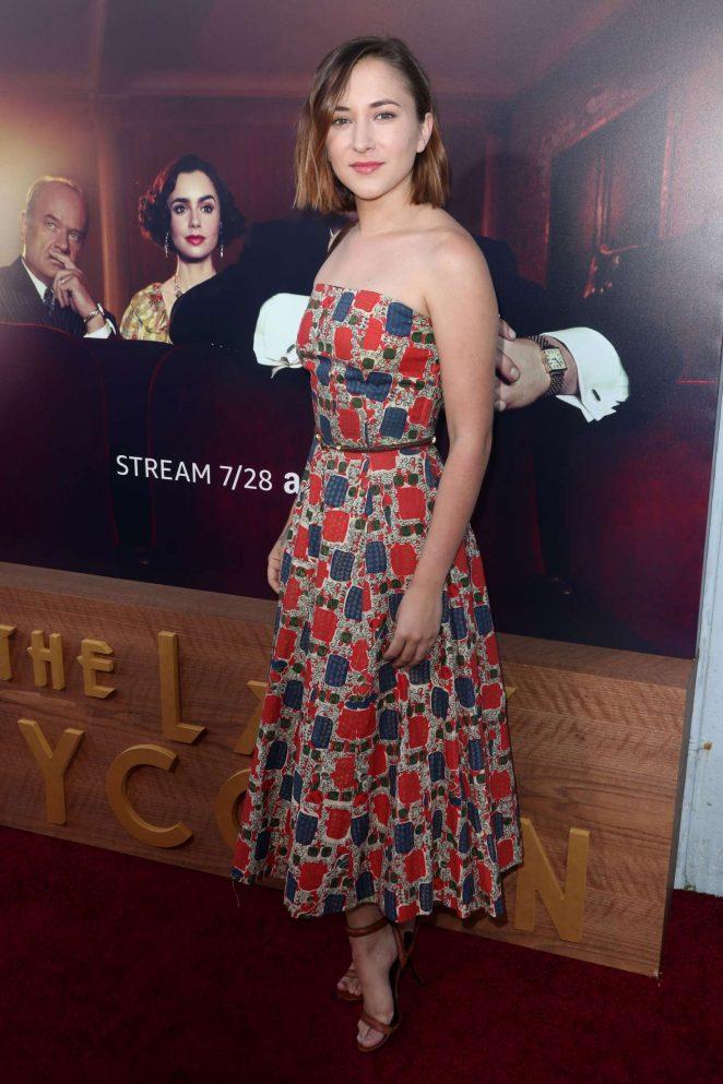 Zelda Williams: The Last Tycoon TV show Premiere -24