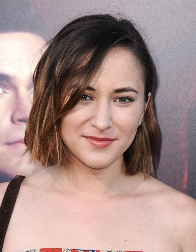 Zelda Williams: The Last Tycoon TV show Premiere -26