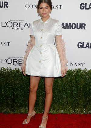 Zendaya - 2016 Glamour Women Of The Year in Los Angeles