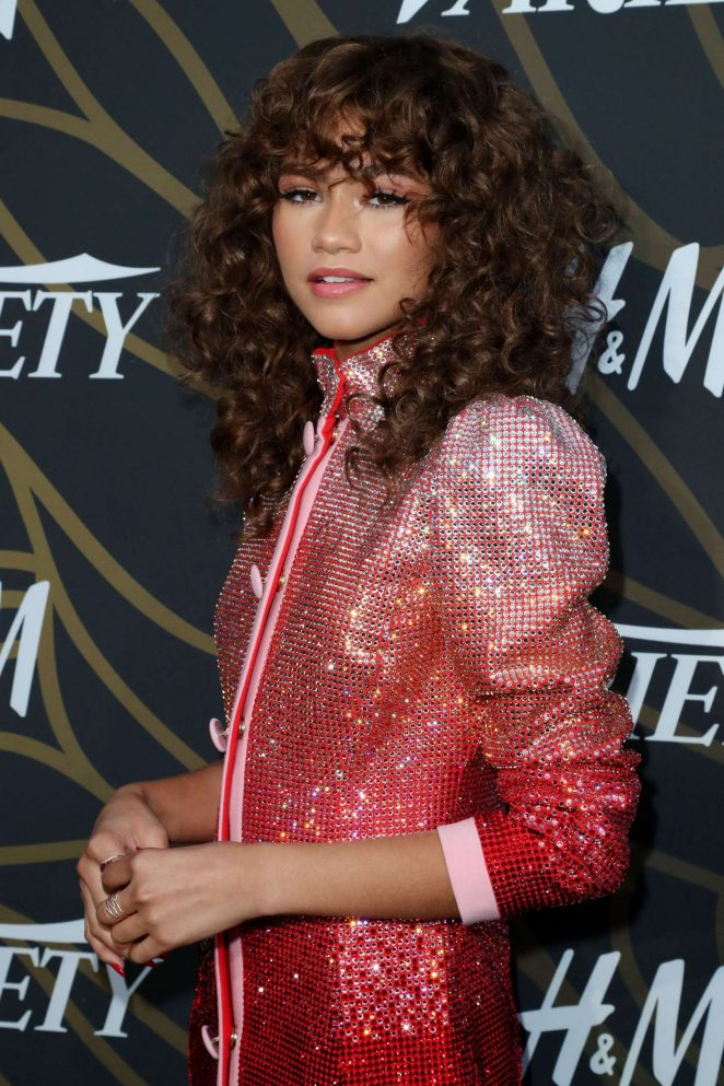 Zendaya - 2017 Variety Power of Young Hollywood in LA