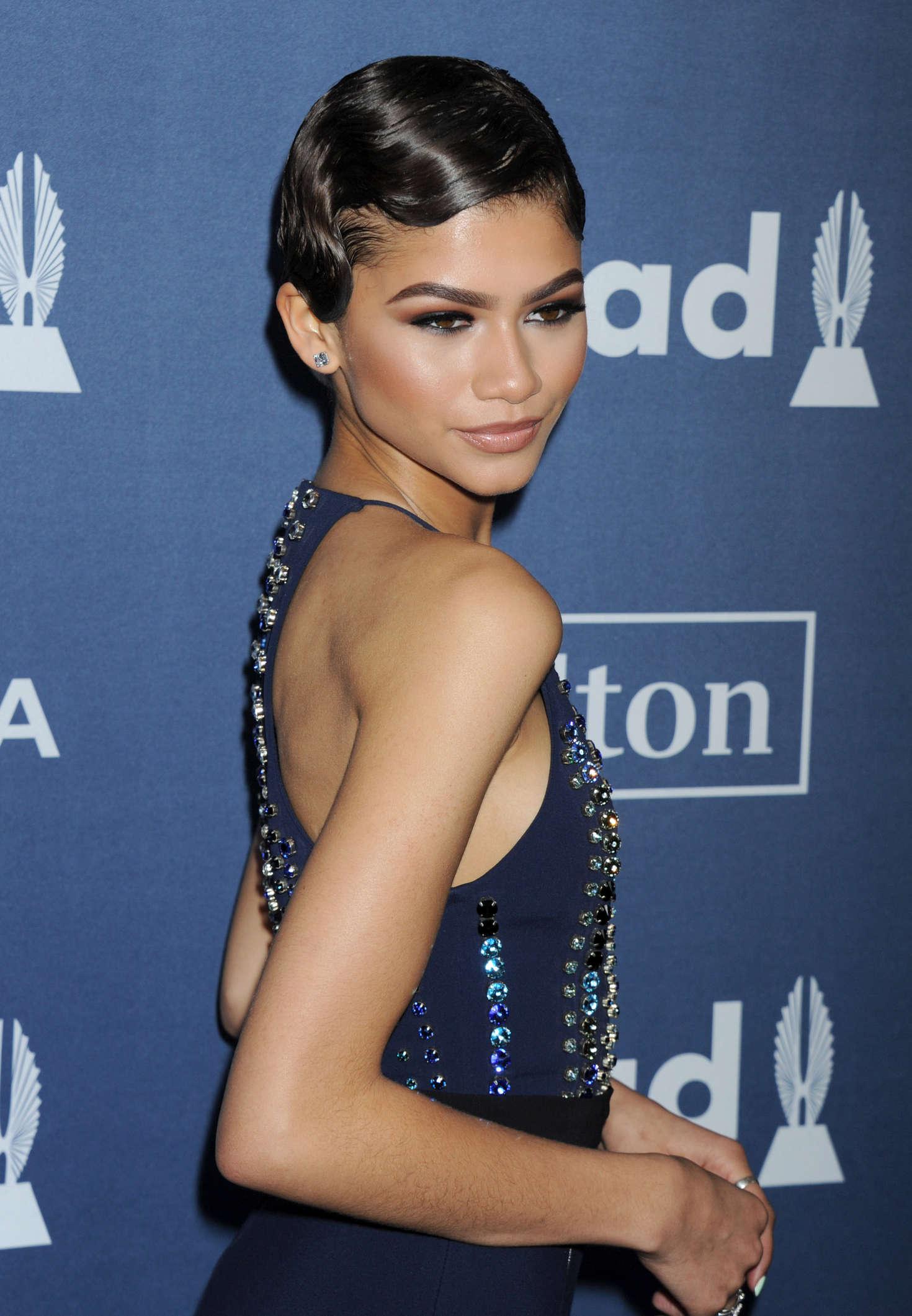 Zendaya - GLAAD Media Awards 2016 in Beverly Hills