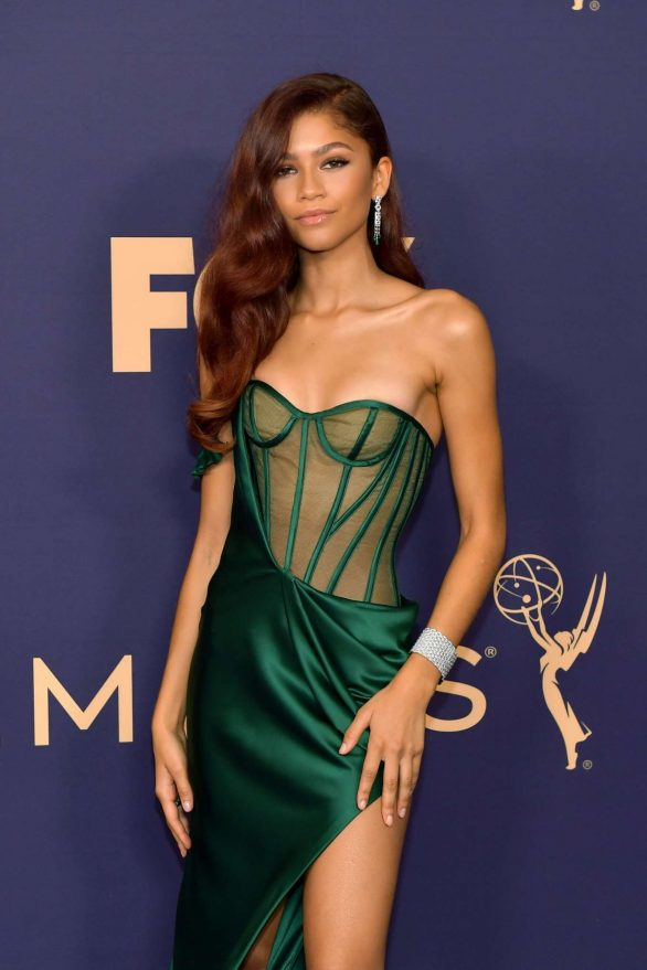 Zendaya - 2019 Emmy Awards in Los Angeles