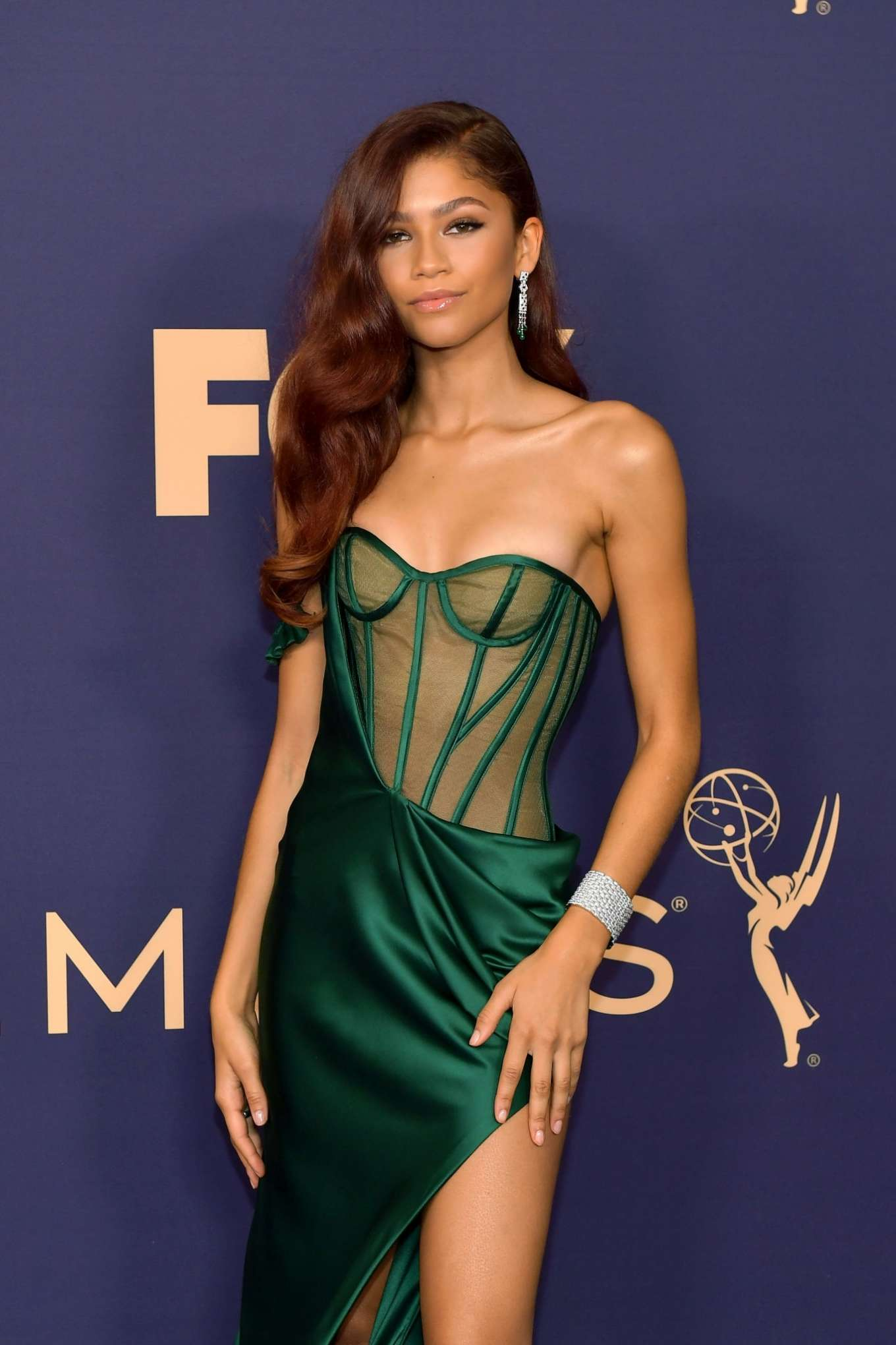 Zendaya - 71st Emmy Awards in Los Angeles