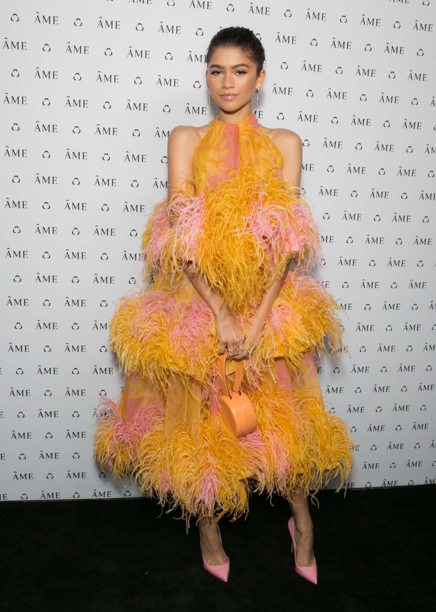 Zendaya - Ame Jewelry Launch Event in Los Angeles
