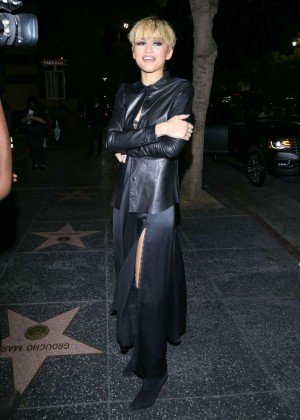 Zendaya - Avalon Nightclub in Hollywood