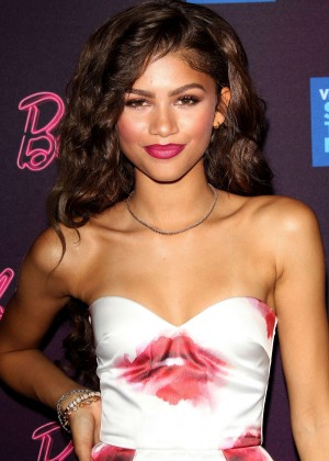 Zendaya - Barbie Rock N Royals Concert Experience in LA