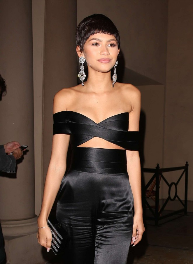 Zendaya - Chateau Marmont in West Hollywood
