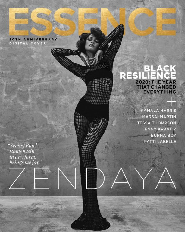 Zendaya Coleman - Essence Magazine 2020