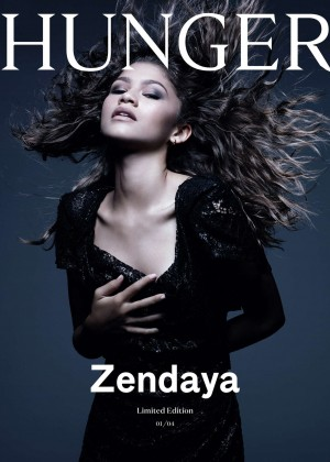 Zendaya Coleman - Hunger Magazine Cover 2015