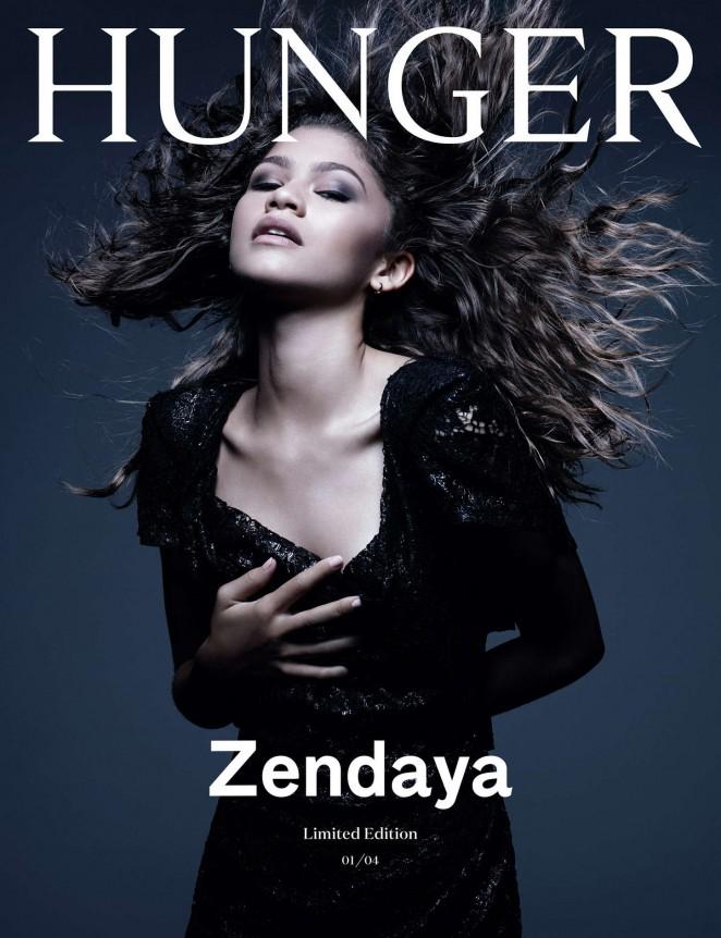 Zendaya Coleman – Hunger Magazine Cover 2015