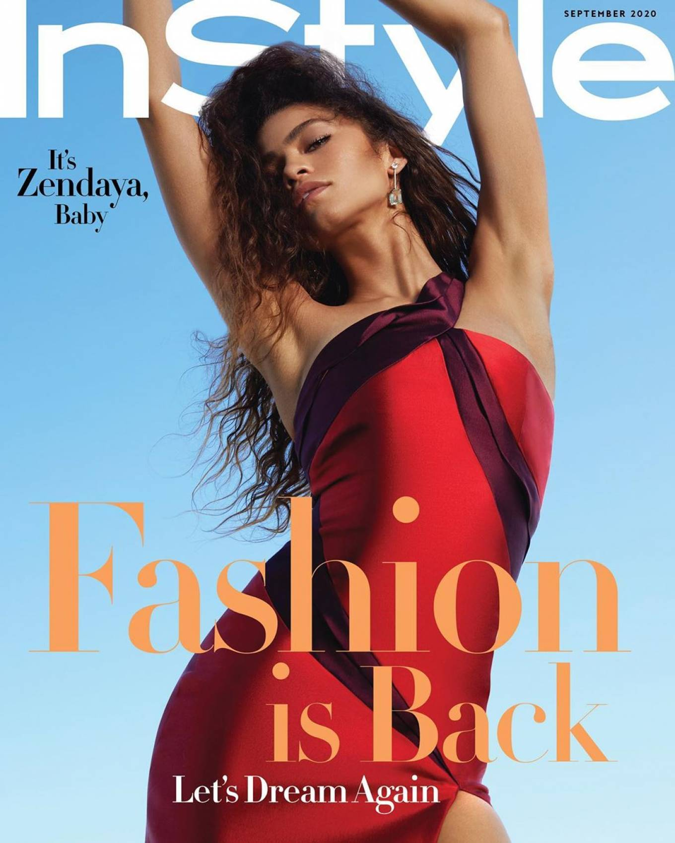 Zendaya Coleman 2020 : Zendaya Coleman – InStyle Magazine (September 2020)-05