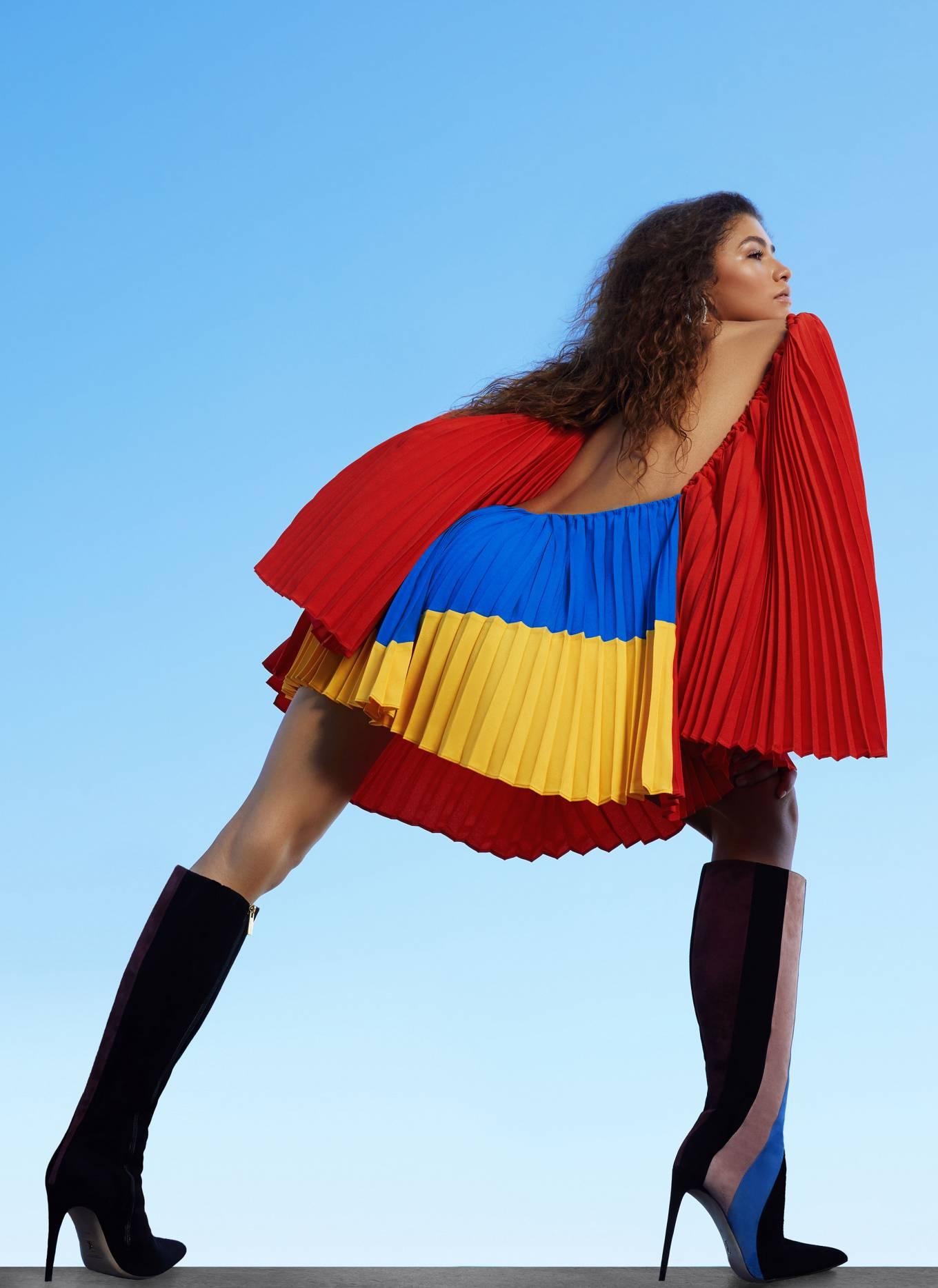 Zendaya Coleman 2020 : Zendaya Coleman – InStyle Magazine (September 2020)-10