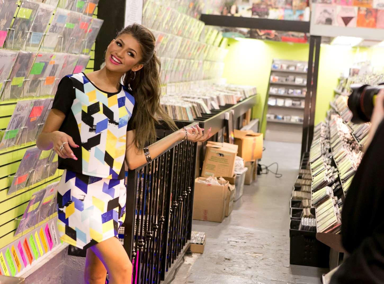 Zendaya Coleman 2015 : Zendaya Coleman: Material Girl 2015 Campaign -01