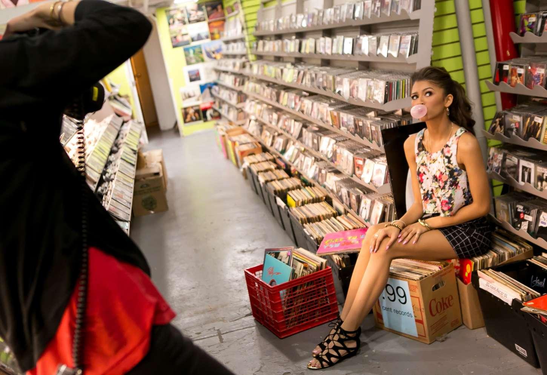 Zendaya Coleman 2015 : Zendaya Coleman: Material Girl 2015 Campaign -13