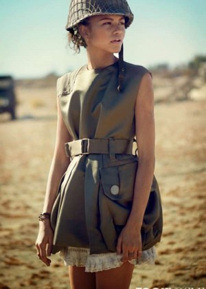 Zendaya Coleman - Teen Vogue Magazine (February 2015)
