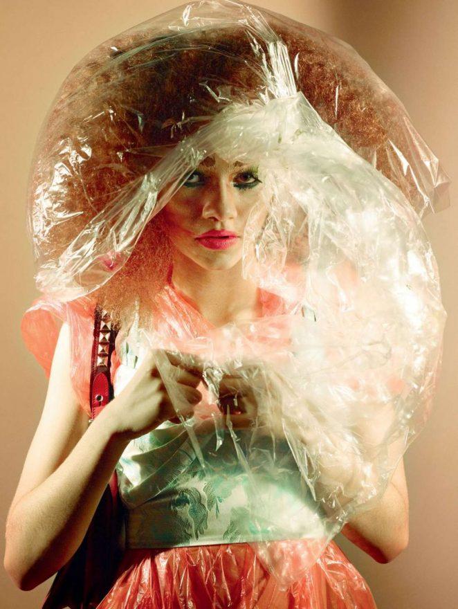 Zendaya – CR Fashion Book 2018
