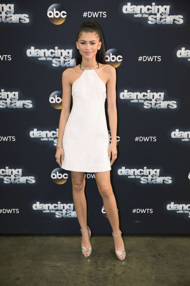 Zendaya - 'Dancing With The Stars' 2016 in Los Angeles