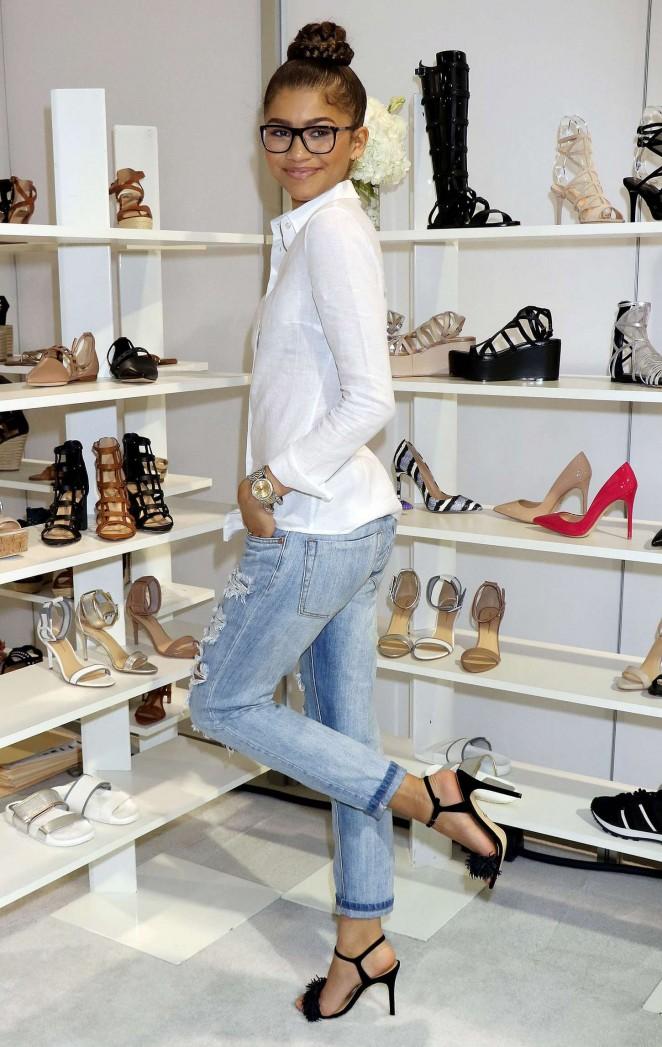 Zendaya Shoe Size