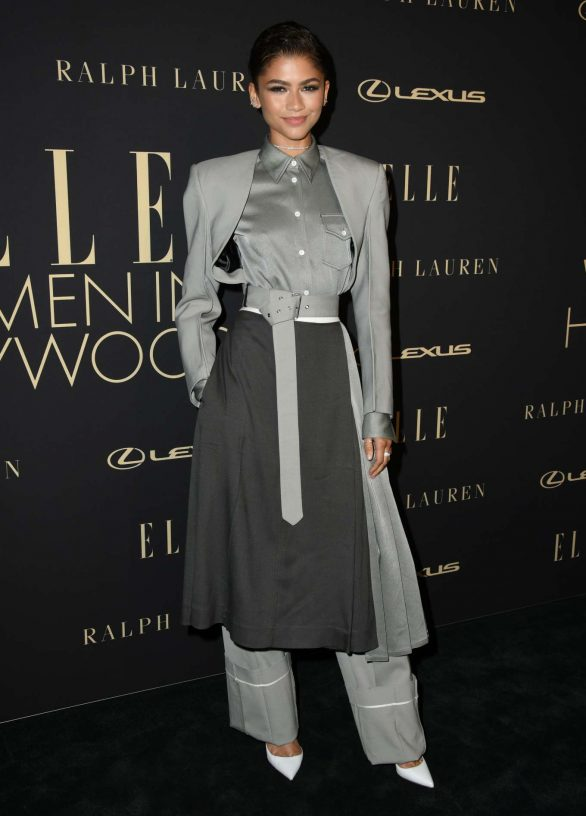 Zendaya - ELLE's 26th Annual Women in Hollywood Celebration in LA