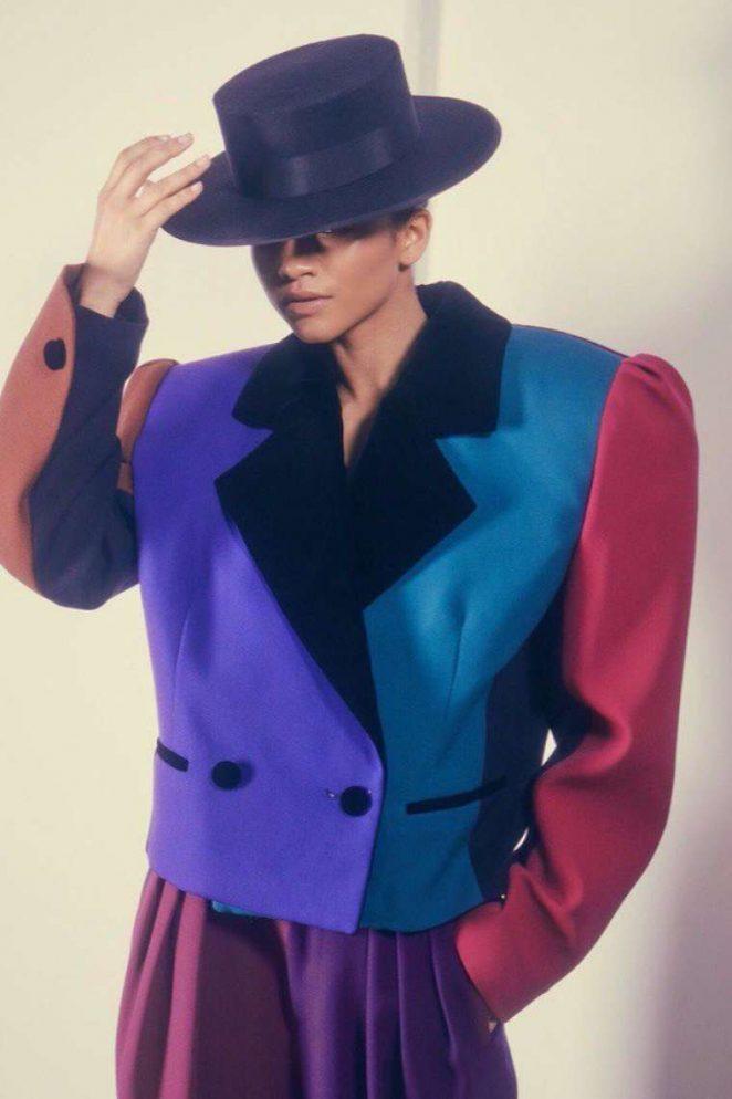 Zendaya for Marc Jacobs Fall 2018