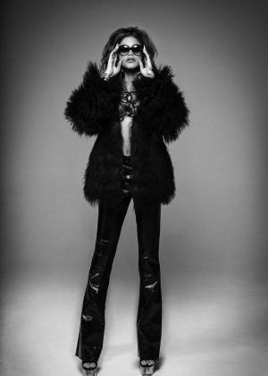 Zendaya: Galore Magazine 2015 -02