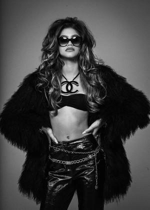 Zendaya: Galore Magazine 2015 -04