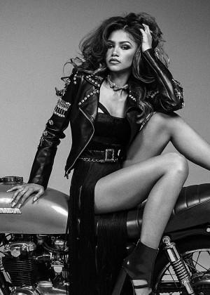 Zendaya: Galore Magazine 2015 -07