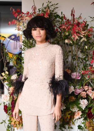 Zendaya - Glamour Women of the Year in New York
