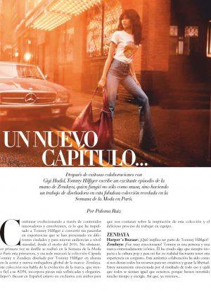 Zendaya - Harper's Bazaar Mrxico Magazine (March 2019)