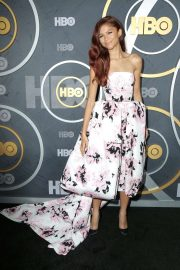 Zendaya - HBO Primetime Emmy Awards Afterparty in Los Angeles