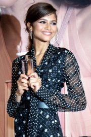 Zendaya - Idole Fragrance Launch at Macy's Herald Square in NYC