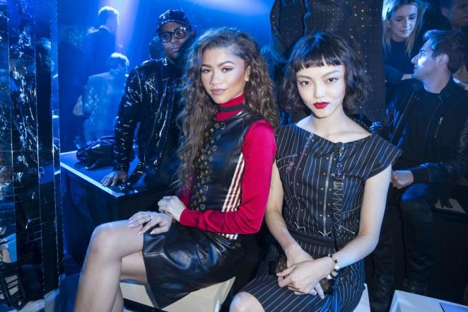 Zendaya: Louis Vuitton Fashion Show 2016 -05