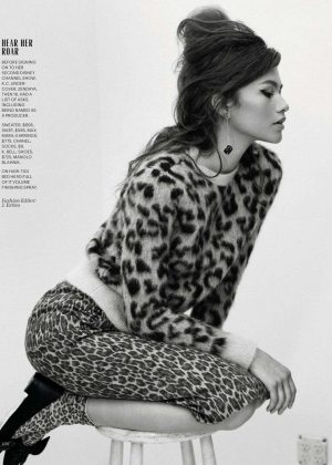 Zendaya - Marie Claire US Magazine (September 2018)