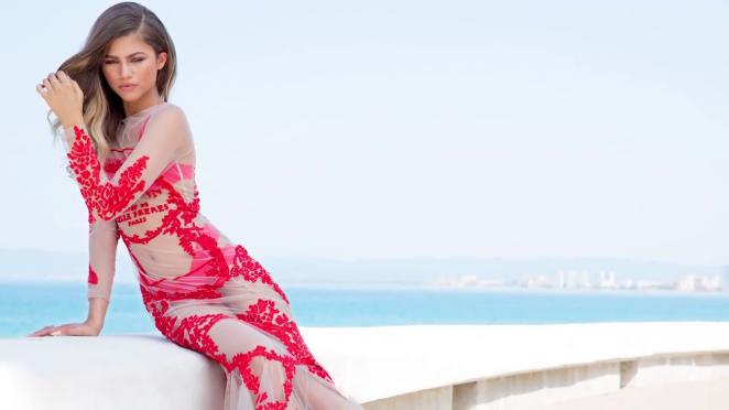 Zendaya 2015 : Zendaya: Modeliste 2015 (Behind the Scenes) -11