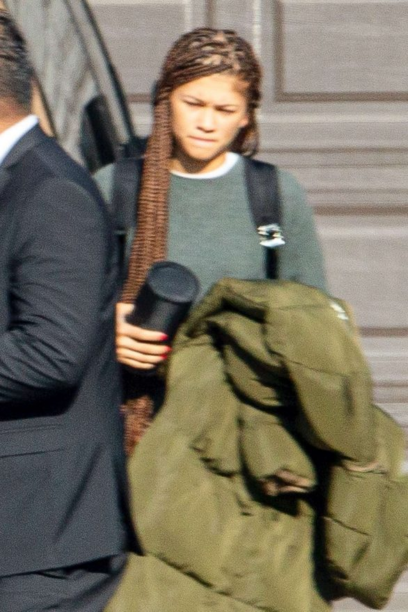 Zendaya - Out in Los Angeles