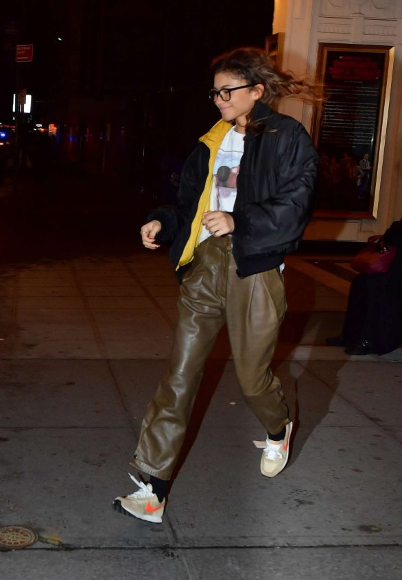 Zendaya - Out in New York City